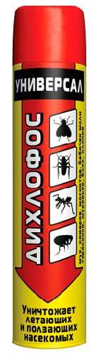 Спрей от тараканов Дихлофос универсал