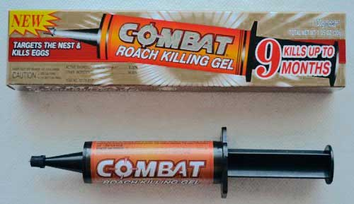 Combat SuperGel от тараканов
