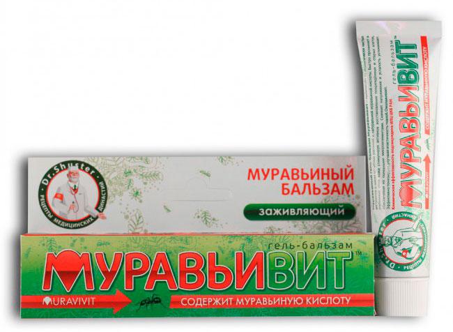 Муравьивит - муравьиный бальзам