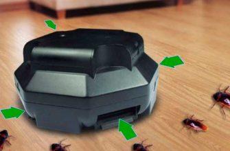 Эффективные ловушки для тараканов