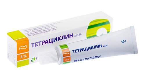 Тетрациклин при лечении боррелиоза