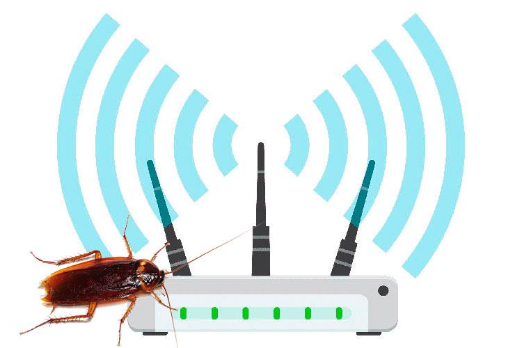 Боятся ли тараканы wifi сетей и роутеров?