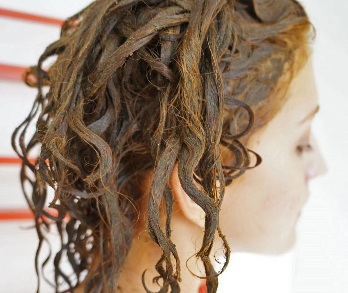 Хна против вшей на волосах