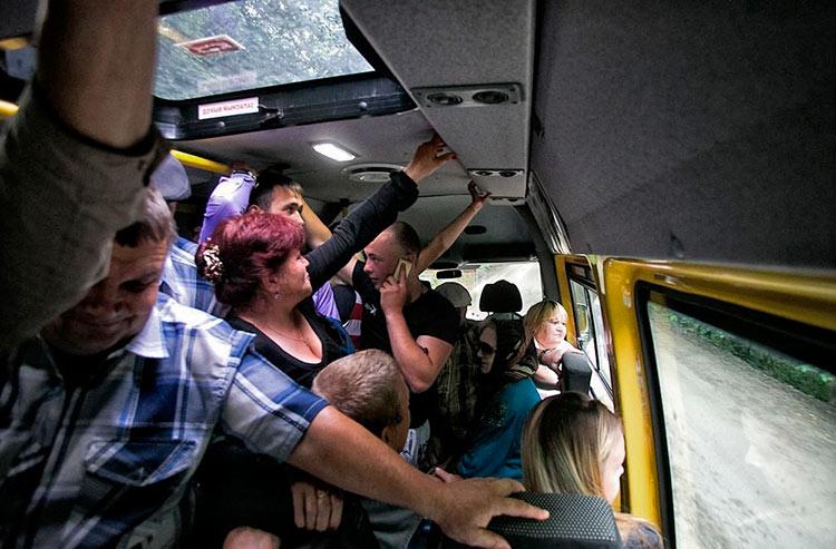 Как вши передаются в общественном транспорте?
