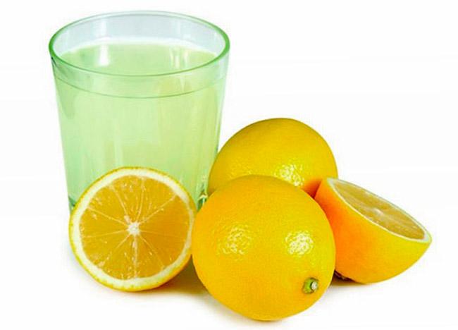 Рецепт сок лимона против вшей на голове у человека
