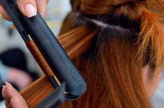 Щипцы и утюжки против вшей в волосах головы