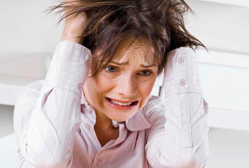 Вши на нервной почве, из-за стресса могут ли появиться?